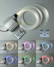 New RGBW fiber optic light kit twinkle stars sky X-mas deocoration ceiling light