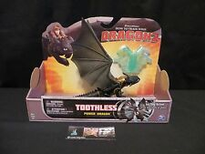 TOOTHLESS Ice Fling Action Rare VHTF Power Dragon HOW TO TRAIN YOUR DRAGON 2