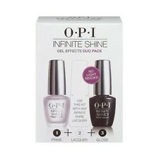 OPI Infinite Shine DUO PACK Prime Base + Gloss Top Coat On Sale!