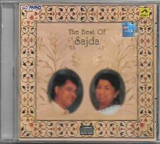 JAGJIT SINGH/ LATA MANGESHKAR - ''THE BEST OF SAJDA'' -NEW (HMV)  SOUND TRACK CD