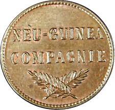 2242) J.701 DEUTSCH NEUGUINEA  Pfennig 1894 A - Wilhelm II. 1888-1918