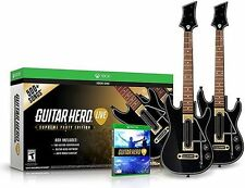 Guitar Hero Live Supreme Party Edition 2 Pack Bundle - Xbox One #2