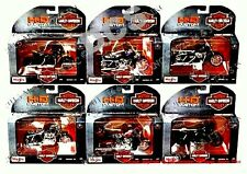 MAISTO HARLEY-DAVIDSON CUSTOM MOTORCYCLES 1/18 SERIES 34 ASSORTMENT 31360-34