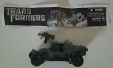 Transformers The Movie Allspark Power Deluxe Autobot Landmine LOOSE Complete
