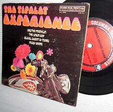 """TIPALET EXPERIENCE picture sleeve CIGAR promo 7""""33rpm ep MOBY GRAPE & More w125"""