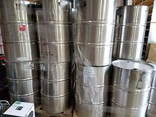 Used Stainless Steel Barrel sku a15