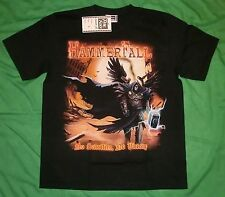 Hammerfall No Sacrifice No Victory large t-shirt