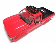 1/10 scale roof rack + led bar (3s lipo 11.1v) RC4WD Trail Finder 2 accessories