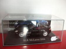 (22.04.15.1) Mercedes Benz SLR McLaren 2004 1/43 Ixo altaya