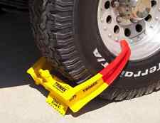 Trailer Auto Security Wheel Chock Lock Trimax TCL65