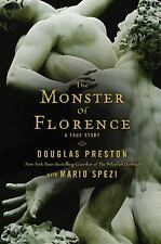 The Monster of Florence by Douglas Preston (2008,Hardcover) 1ST EDITION LIKE NEW