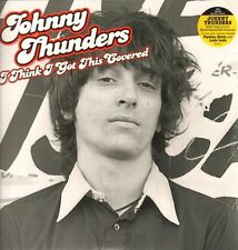 Johnny Thunders(180 Gram Vinyl LP)I Think I Got This Covered-Secret-SEC-M/M