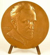 Médaille Francis Perrin Réacteur atomique centrale nucléaire Nuclear React Medal