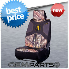 1X NEW BROWNING SEAT COVER UNIVERSAL CAMOUFLAGE CAMO BUCKET TRUCK SUV CAR