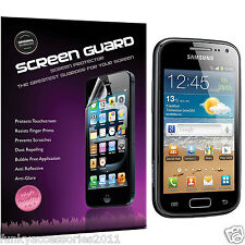 5 Pack High Quality Clear Film LCD Screen Protector for Samsung Galaxy Ace 2