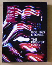 The Rolling Stones - The Biggest Bang REGION 2 (4 DVD Box Set)