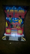 coinoperated arcade 2p pusher sign carwash arcade machine