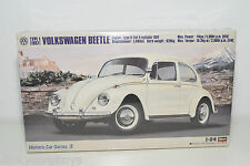 HASEGAWA KIT 21203 VW VOLKSWAGEN BEETLE KAFER TYPE 1 1967 MINT BOXED SEALED