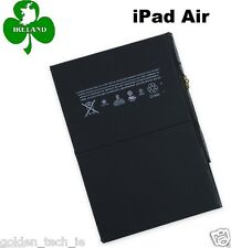 For iPad Air 5 1st gen New Replacement Battery Genuine Capacity 3.73V 8827mAh