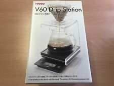 New WHOLESALE Hario VSS-1T Acrylic Stand Drip Station Tray V60 Coffee Dripper