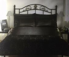 Baroque - King Bed Quilt Cover Set By Paxton & Wiggin - Polyester & Flocking