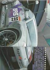 SP35 Clipping-Ritaglio 2005 Nissan 350Z I feel the need 4 Speed