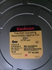 Eastman Kodak 2234 Fine Grain Black & White 35mm Neg 100ft