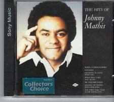 (ES328) The Hits Of Johnny Mathis - 1995 CD
