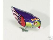 Pickender Vogel Blech Aufziehen Blechspielzeug