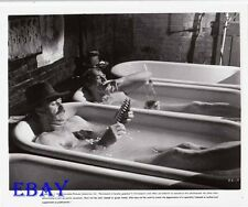 Gene Hackman barechested James Coburn VINTAGE Photo Bite The Bullet