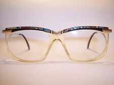Damen-Brille/Eyeglasses by CAZAL 340 Germany 100% Original-Vintage 90' Very Rare
