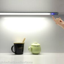 Adjustable Brightness 21LED Bar Light Lamp Touch Switch Kitchen Wardrobe Cabinet