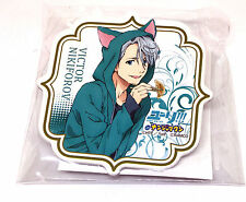 Yuri!!! on ICE Clip Badge Namja-Town Limited Victor