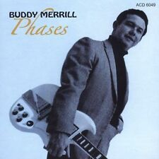 Phases by Buddy Merrill (CD, 2005, Accent)