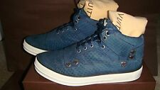 LOUIS VUITTON LIMITED EDITION PYTHON SNEAKERS AUTHENTIC