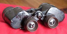 RARE 1942 WWII German LUX Dienstglas 7 x 50 CF Binoculars Schlieper & Baum, AG