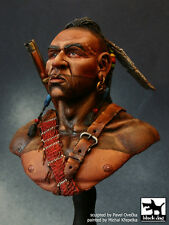 Blackdog Models 1/10 HURON WARRIOR Resin Figure Bust