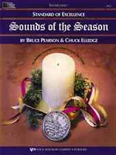 "STANDARD OF EXCELLENCE ""SOUNDS OF THE SEASON"" FLUTE MUSIC BOOK BRAND NEW ON SALE"