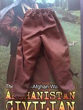 Dragon in Dreams DID Asad Afghanistan Civilian Brown Pants Loose 1/6th scale