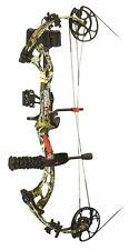 New 2016 PSE Brute Force RTS Bow Package 70# RH Country Camo Brand New