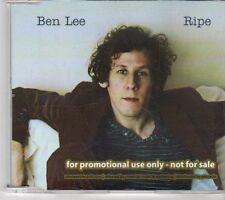 (EX618) Ben Lee, Ripe - DJ CD