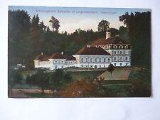 Ansichtskarte Langensteinbach um 1900?? Erholungsheim Bethanien