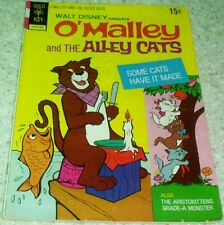 Walt Disney's O'Malley and the Alley Cats 6, (FN 6.0) 1973, 50% off Guide!