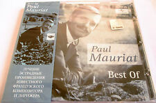 """PAUL MAURIAT - RUSSIA CD """"BEST OF"""" - NEW - NEUF"""