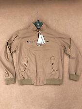 Supreme x Lacoste S/S 17 - Harrington Jacket - Large - Khaki Tan Brown - IN HAND