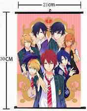 Japan Anime Uta no Prince sama Maji L Wall Scroll Poster cosplay 599