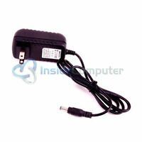 4V 2A AC/DC Power Supply Replacement Adapter with 2.5mm x 5.5mm Tip Center +