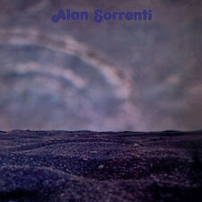 ALAN SORRENTI Come un vecchio incensiere... ltd. ed. gold vinyl LP Italian Prog