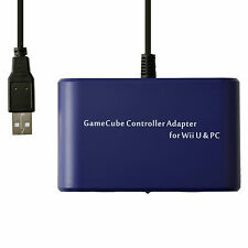Mayflash GameCube Controller Adapter for Wii U & PC (2 Ports)