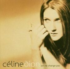 On Ne Change Pas [Germany] by Celine Dion (CD, Sep-2005, Columbia (USA))